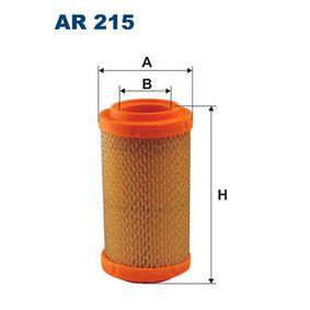 FILTRON Filtro aria AR215 acquista online 24/7