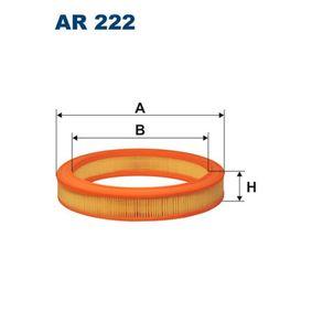 koop FILTRON Luchtfilter AR222 op elk moment