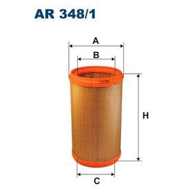 Filtro aria FILTRON AR348/1 comprare e sostituisci