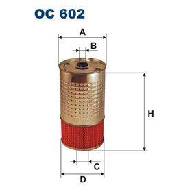 Ölfilter FILTRON OC602 kaufen und wechseln