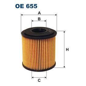 Compre e substitua Filtro de óleo FILTRON OE655