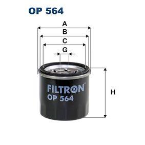 Filtru ulei FILTRON OP564 cumpărați și înlocuiți