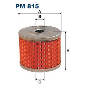 Filtro carburante FILTRON PM815 comprare e sostituisci