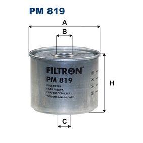 Filtro carburante FILTRON PM819 comprare e sostituisci
