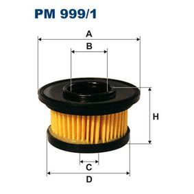 köp FILTRON Bränslefilter PM999/1 när du vill