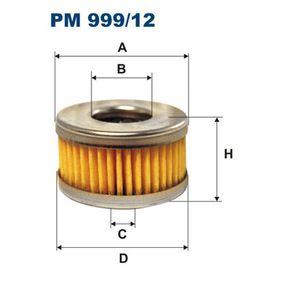 köp FILTRON Bränslefilter PM999/12 när du vill