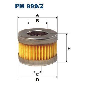 palivovy filtr PM999/2 FILTRON Zabezpečená platba – jenom nové autodíly