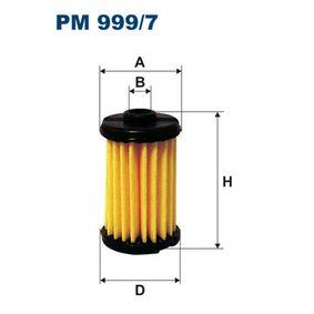 FILTRON Filtro carburante PM999/7 acquista online 24/7