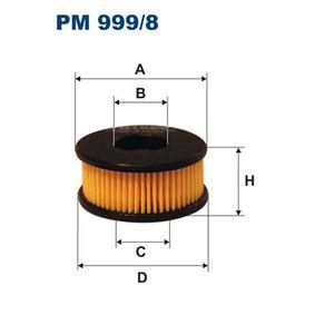 köp FILTRON Bränslefilter PM999/8 när du vill