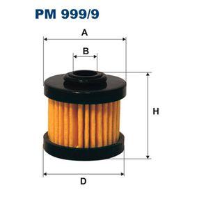 köp FILTRON Bränslefilter PM999/9 när du vill