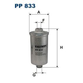 Kupte a vyměňte palivovy filtr FILTRON PP833