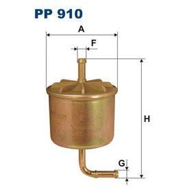 Filtro carburante PP910 per SUBARU prezzi bassi - Acquista ora!