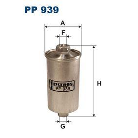 palivovy filtr PP939 FILTRON Zabezpečená platba – jenom nové autodíly