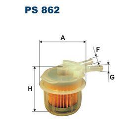 Filtro carburante FILTRON PS862 comprare e sostituisci