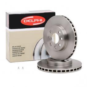 Disco de travão BG3334 DELPHI Pagamento seguro — apenas peças novas