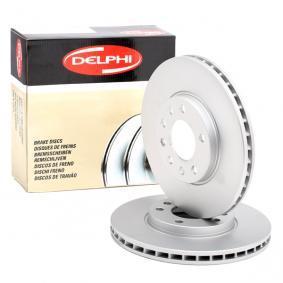 Bremsscheibe von DELPHI - Artikelnummer: BG3405