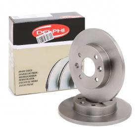 buy and replace Brake Disc DELPHI BG2217