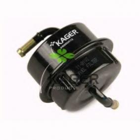 горивен филтър KAGER 11-0193 на ниска цена — купете сега!