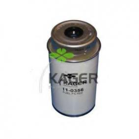 Filtro combustible 11-0356 para FORD bajos precios - Comprar ahora!
