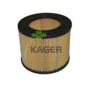 Luftfilter KAGER 12-0503 till rabatterat pris — köp nu!