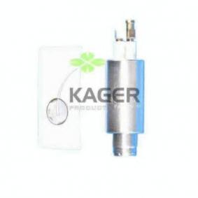 Pompa carburante 52-0004 con un ottimo rapporto KAGER qualità/prezzo