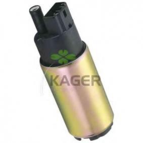 Pompa carburante KAGER 52-0028 comprare e sostituisci