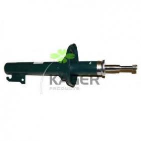 Ammortizzatore 81-0252 con un ottimo rapporto KAGER qualità/prezzo