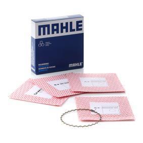 MAHLE ORIGINAL Kolbenringsatz 011 58 N0 rund um die Uhr online kaufen