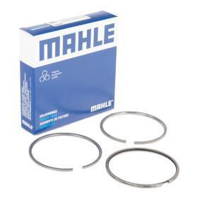 MAHLE ORIGINAL Kolbenringsatz 021 58 V0 Günstig mit Garantie kaufen
