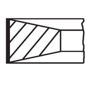 MAHLE ORIGINAL Kit fasce elastiche 209 22 N0 acquista online 24/7