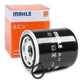 Compre MAHLE ORIGINAL Cartucho de secador de ar, sistema de ar comprimido AL 12