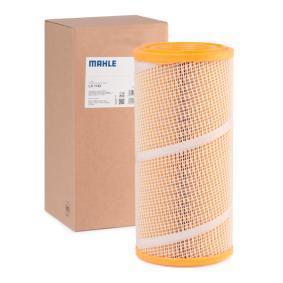 Comprar Filtro de aire de MAHLE ORIGINAL LX 1142