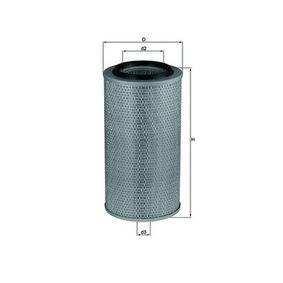 Luftfilter MAHLE ORIGINAL LX 265 kaufen