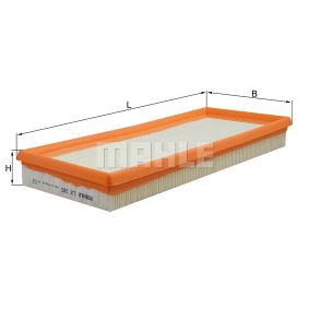 Air Filter LX 285 for VOLVO 164 at a discount — buy now!