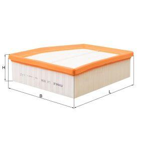 въздушен филтър LX 934 с добро MAHLE ORIGINAL съотношение цена-качество