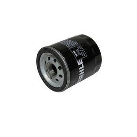 Køb MAHLE ORIGINAL Oliefilter OC 100