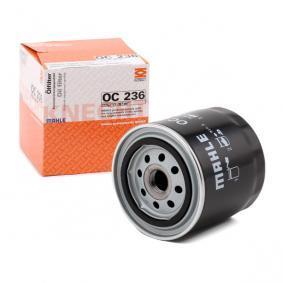 MAHLE ORIGINAL OC 236 olajszűrő vásárlás