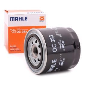 Comprar y reemplazar Filtro de aceite MAHLE ORIGINAL OC 383