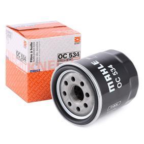 Kupite in zamenjajte Oljni filter MAHLE ORIGINAL OC 534