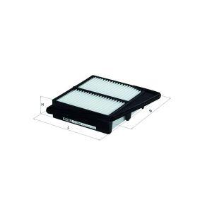 Compre e substitua Filtro de óleo MAHLE ORIGINAL OC 67