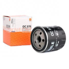 Compre e substitua Filtro de óleo MAHLE ORIGINAL OC 976