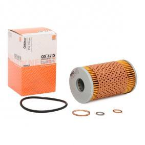 Filtr oleju MAHLE ORIGINAL OX 47D kupić i wymienić