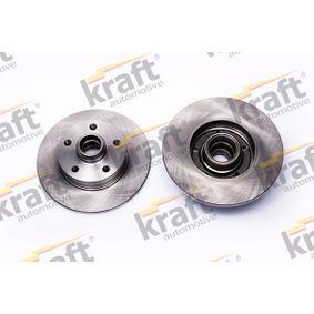 Disco freno KRAFT K6050050 comprare e sostituisci
