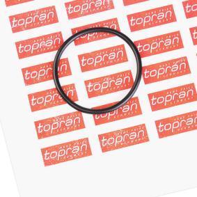 compre TOPRAN Junta, bomba de combustível 100 842 a qualquer hora