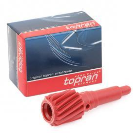 compre TOPRAN Eixo flexível de velocímetro 102 690 a qualquer hora