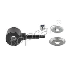 TOPRAN Brat/bieleta suspensie, stabilizator 102 789 cumpărați online 24/24