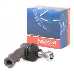 Testa barra d'accoppiamento TOPRAN 102 800 comprare e sostituisci