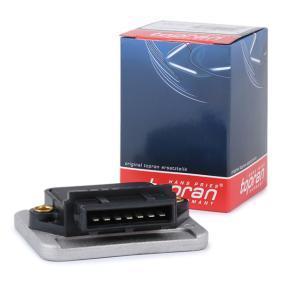 TOPRAN включващо устройство (комутатор), запалителна система 102 925 купете онлайн денонощно