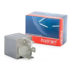 Relè, Pompa carburante TOPRAN 102 930 comprare e sostituisci