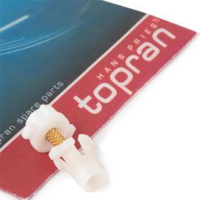 TOPRAN Mocowanie, reflektor 102 941 kupować online całodobowo